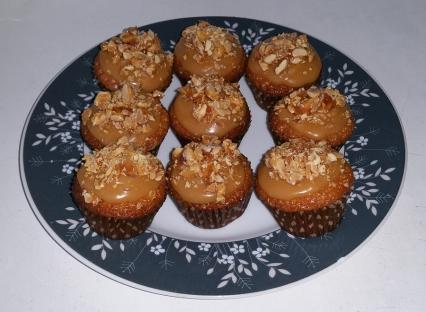 Soolakasmagusad karamellimuffinid